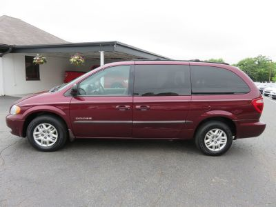 2001 Dodge Grand Caravan Sport (Burgundy)