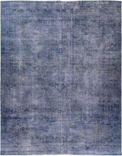 "Vintage, Hand Knotted Area Rug - 9' 8"" x 12' 3"""