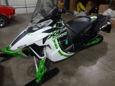 "2015 Arctic Cat XF 6000 137"" Sno Pro Limited ES Crossover Snowmobiles Zulu, IN"
