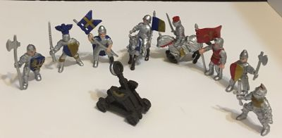 Knights TOOB - toy figurines