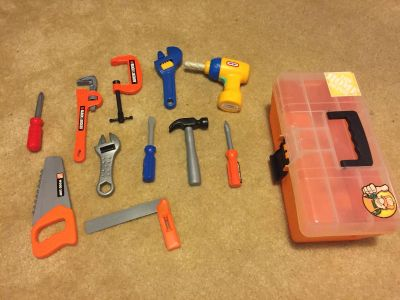 Play tools with toolbox