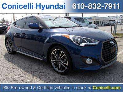 2016 Hyundai Integra Base (Pacific Blue)