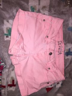 Jean shorts size small