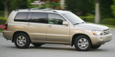 2007 Toyota Highlander Base ()