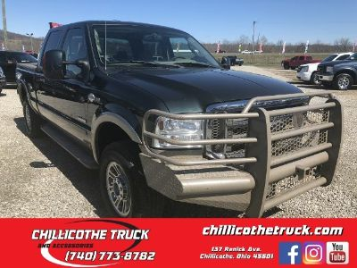 2005 Ford F250 Super Duty Crew Cab King Ranch Pickup 4D 6 3/4 ft