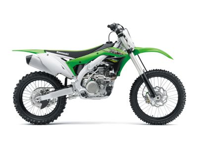 2018 Kawasaki KX 450F Motocross Motorcycles Elyria, OH
