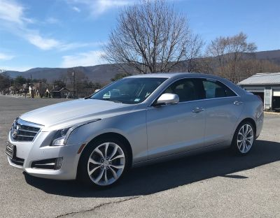 2013 Cadillac ATS 2.0T Performance (Chrome/Stainless)