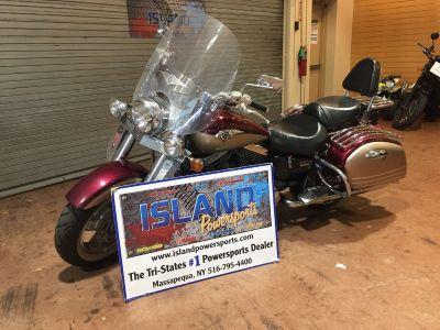 2003 Kawasaki Vulcan 1500 Nomad Fi Cruiser Motorcycles Massapequa, NY