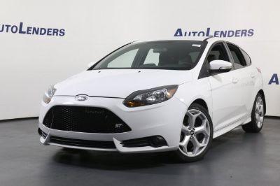 2013 Ford Focus ST (White)