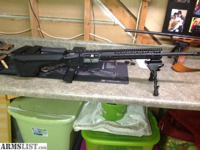 "For Sale/Trade: 18"" AR15"