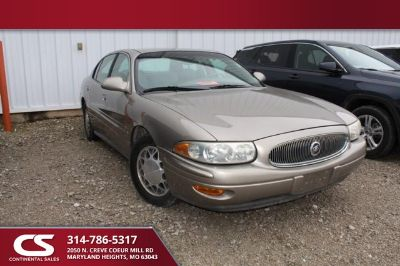 2002 Buick LeSabre Limited (Dark Bronzemist Metallic - Brown)