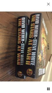 The Stars at War Starfire Series by David Weber and Steve White (Hardcover)