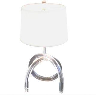 Herb Ritts Astrolite Pretzel Lamp