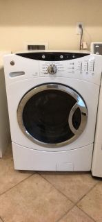 GE washer and dryer, free!