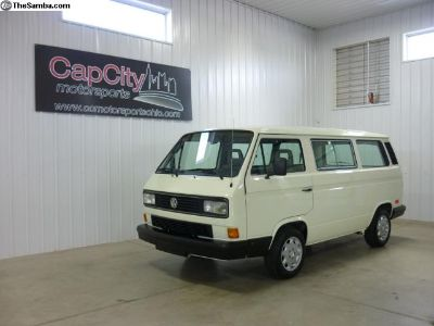 1988 Vanagon GORGEOUS! Z-bed! Serviced!