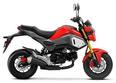 2019 Honda Grom ABS Sport Motorcycles Woodinville, WA