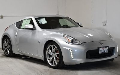 2016 Nissan 370Z Base (Brilliant Silver)