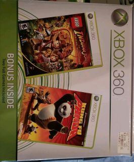 XBox 360 console and remote only