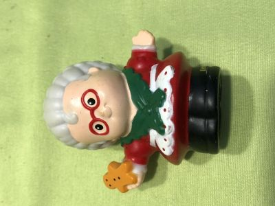 Fisher price little people Mrs. Claus