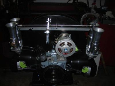 Sell Volkswagen VW beetle bug Ghia bus type 1 engine motorcycle in Grand Rapids, Michigan, United States, for US $6,995.00