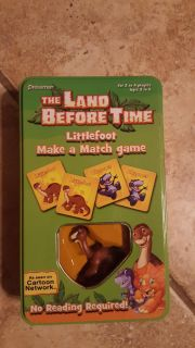 Land Before Time Matching Game