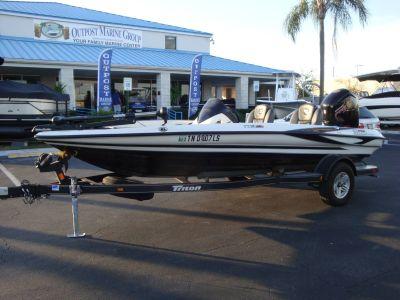 2017 Triton 179 TRX Bass Boats Boats Holiday, FL