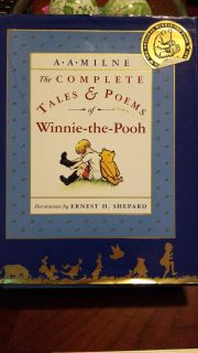 The complete tales & poems of winnie the pooh
