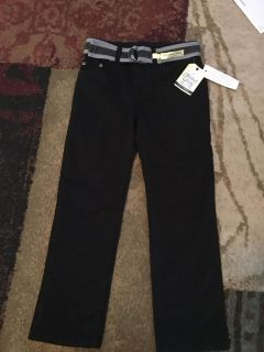 Faded glory 6 black pants - ppu (near old chemstrand & 29) or PU @ the Marcus Pointe Thrift Store (on W st)