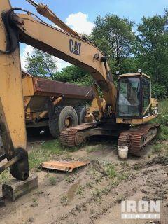 Cat 320L Track Excavator