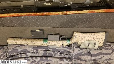 For Sale: H.S. Precision M24 chassis for Remington 700 LA