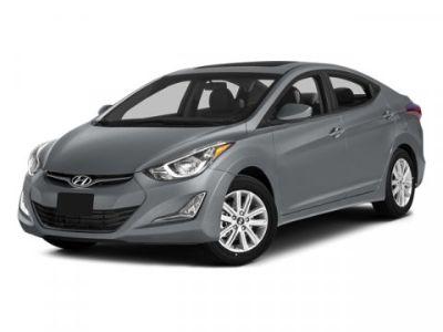 2014 Hyundai Elantra GLS ()