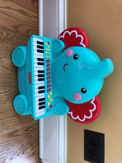 Infant toy piano