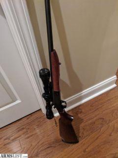 For Sale: Single shot rifle