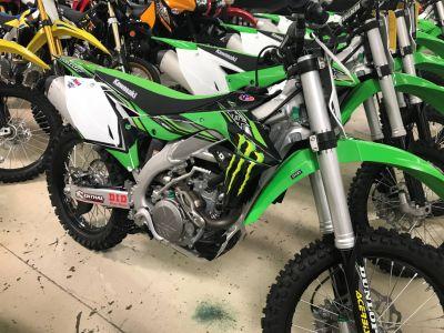 2018 Kawasaki KX 450F Motocross Motorcycles Corona, CA