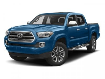 2018 Toyota Tacoma Limited (Midnight Black Metallic)