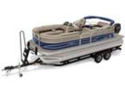 2019 Sun Tracker Party Barge 20 DLX