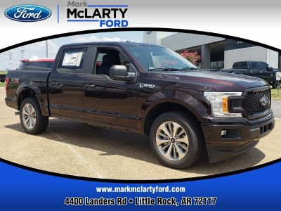 2018 Ford F-150 STX 2WD SUPERCREW 5.5' BOX (Magma Red)