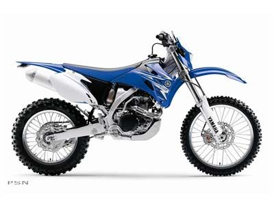 2009 Yamaha WR450F Competition/Off Road Motorcycles Greeneville, TN