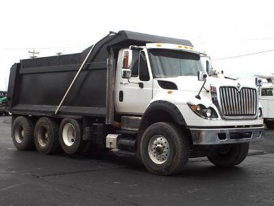 Application for dump truck financing