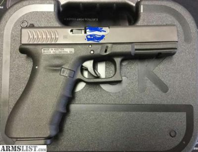 For Trade: Trade only glock 17 Slide with fish gills