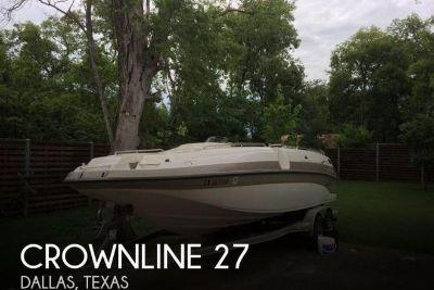 2001 Crownline 238