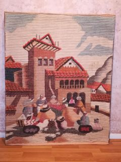 Tapestry from New Mexico