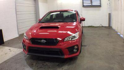 2019 Subaru WRX Premium (Pure Red)