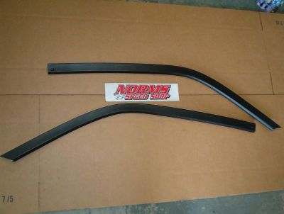 Sell Mopar E-Body Challenger Restored HeadLiner Roof Rail Trim Moldings 1970-74 71 72 motorcycle in Helenville, Wisconsin, US, for US $80.00