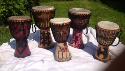 $99 Authentic Djembe drums