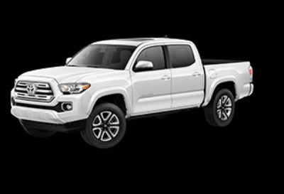 2018 Toyota Tacoma Limited (Super White)