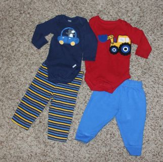 6 - 9 Month Outfits