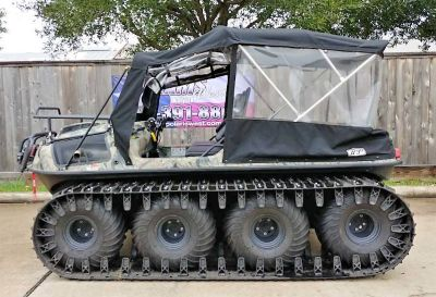 2018 Argo Avenger 8x8 Huntmaster Utility ATVs Katy, TX