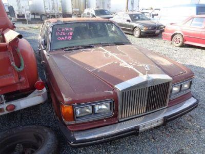 1984 Rolls Royce Silver Spur (AUCTION)