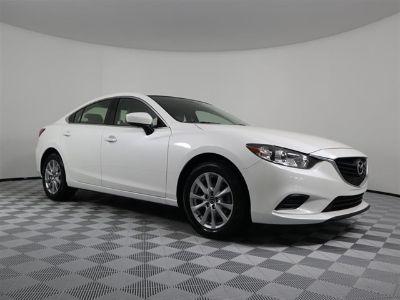 2017 Mazda Mazda6 sport (snowflake white pearl mica)